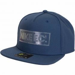 Nike Snapback Cap FC blau/weiß