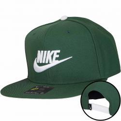 Nike Snapback Cap Futura grün/weiß