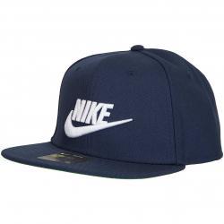 Nike Snapback Cap Futura Pro dunkelblau/weiß