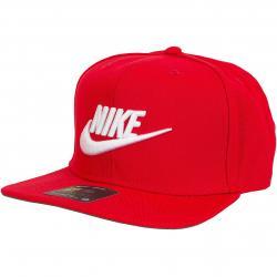 Nike Snapback Cap Futura Pro rot/weiß