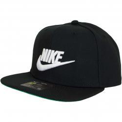 Nike Snapback Cap Futura Pro schwarz/weiß