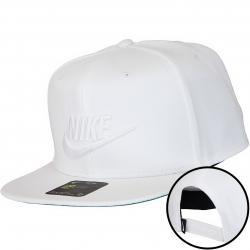 Nike Snapback Cap Futura weiß