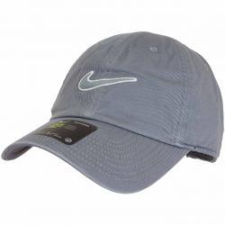 Nike Snapback Cap H86 Essential Swoosh grau/grau