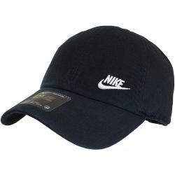 Nike Damen Snapback Cap H86 Futura Classic schwarz/weiß