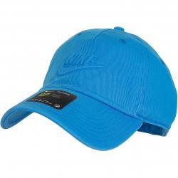 Nike Snapback Cap H86 Futura Overdye blau