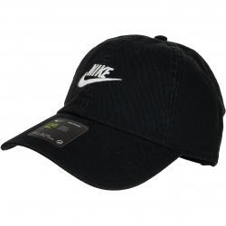 Nike Snapback Cap H86 Futura Washed schwarz/weiß