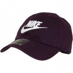 Nike Snapback Cap H86 Futura Washed wine/weiß