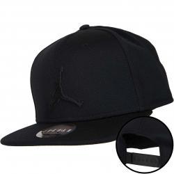 Nike Snapback Cap Jordan Jumpman black/schwarz