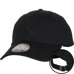 Nike Snapback Cap Jordan Jumpman H86 Floppy schwarz