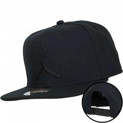 Nike Snapback Cap Jordan Jumpman Pro schwarz