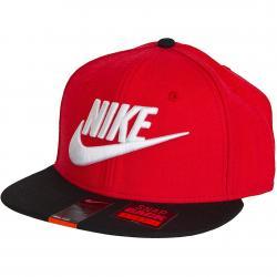 Nike Limitless True Snapback Cap rot/weiß
