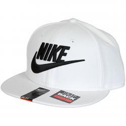 Nike Limitless True Snapback Cap weiß/schwarz