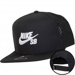 Nike Snapback Cap SB Aerobill schwarz/weiß