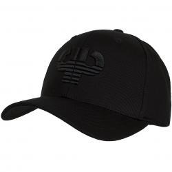 Pelle Pelle Snapback Cap Icon schwarz