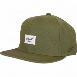Reell Snapback Cap Base buck oliv