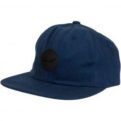 Reell Snapback Cap Flat blau