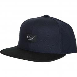 Reell Snapback Cap Pitchout dark navy/schwarz