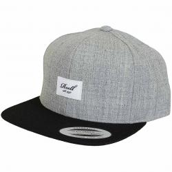 Reell Snapback Cap Pitchout grau/schwarz