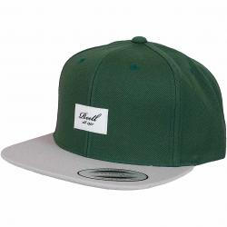 Reell Snapback Cap Pitchout pine/grey