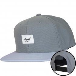 Reell Snapback Cap Pitchout hellgrau/hellblau