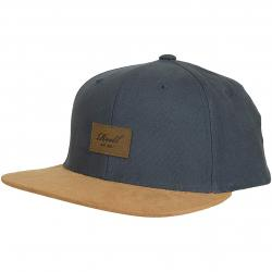Reell Snapback Cap Suede charcoal