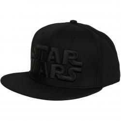 Heroes Headwear Snapback Cap Black on schwarz Star Wars schwarz