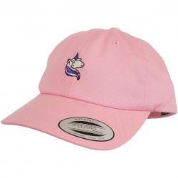 Mister Tee Snapback Cap Unicorn pink