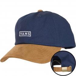 Vans Snapback Cap Bill dunkelblau/braun
