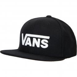 Vans Drop V II Snapback Cap schwarz