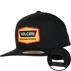 Volcom Snapback Cap Cresticle gelb