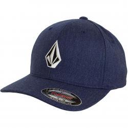 Volcom Flexfit Cap Full Stone dunkelblau