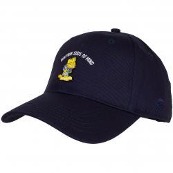 Cayler & Sons Snapback Cap White Label King Garfield dunkelblau/mehrfarbig
