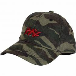 Cayler & Sons Snapback Cap White Label Savage camouflage