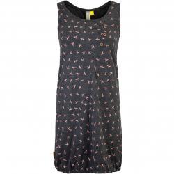 Alife & Kickin Cameron Kleid schwarz