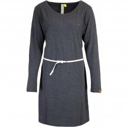 Alife & Kickin Elli Long Kleid schwarz
