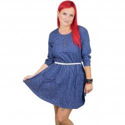 Alife & Kickin Kleid Scarlett A dunkelblau