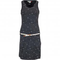 Ragwear Kleid Kesy schwarz