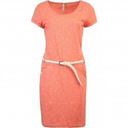 Kleid Ragwear Montana B Organic pink