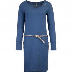 Kleid Ragwear Montana Organic blau