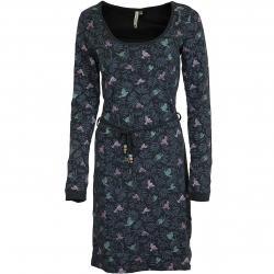 Ragwear Kleid Peliada Organic schwarz