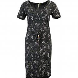 Kleid Ragwear Peliada Organic schwarz