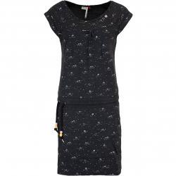Ragwear Kleid Penelope schwarz