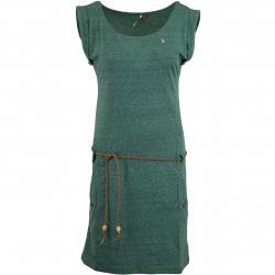 Ragwear Kleid Tag grün