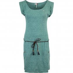 Ragwear Tag Damen Kleid grün