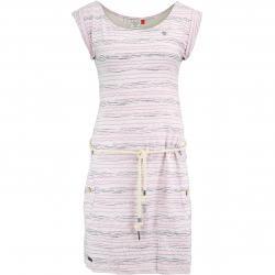 Ragwear Kleid Tag Sea rosa