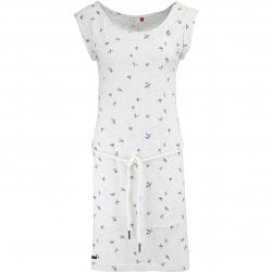 Ragwear Kleid Tamy weiß