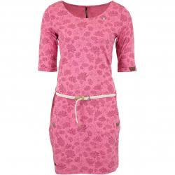 Ragwear Kleid Tanya Flowers pink