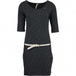 Ragwear Kleid Tanya Organic schwarz
