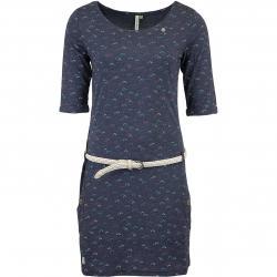 Ragwear Kleid Tanya Organic dunkelblau