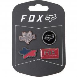 Fox Pin Pack mehrfarbig
